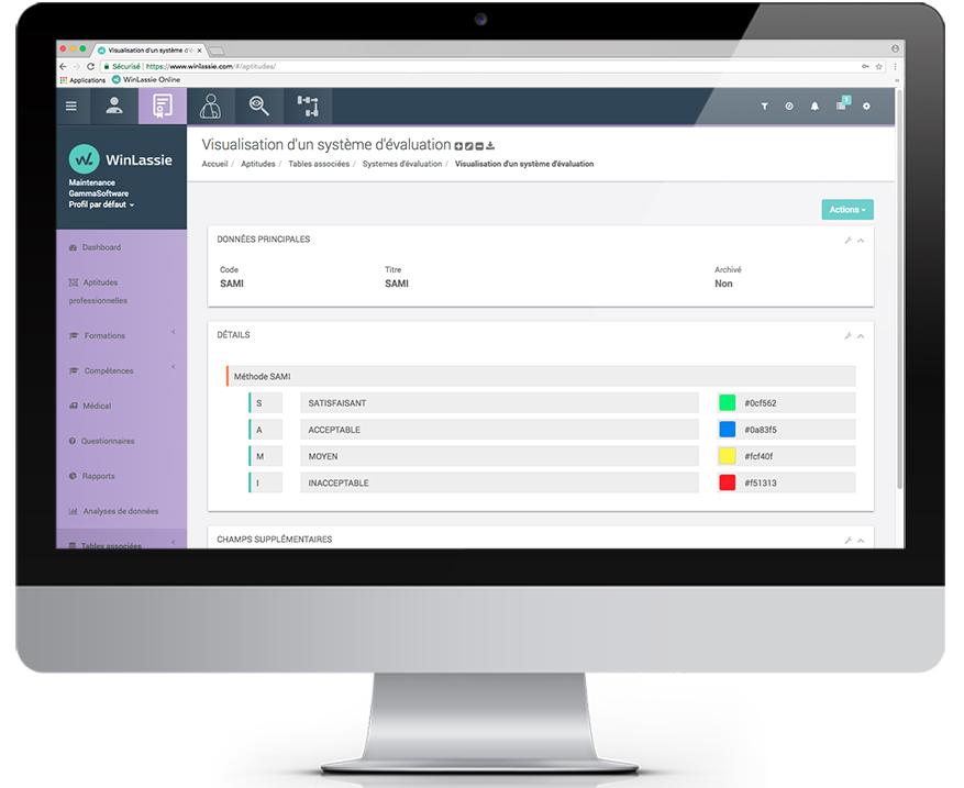 Module-Aptitudes-WinLassie-Online-Systeme-d-evaluation-SAMI