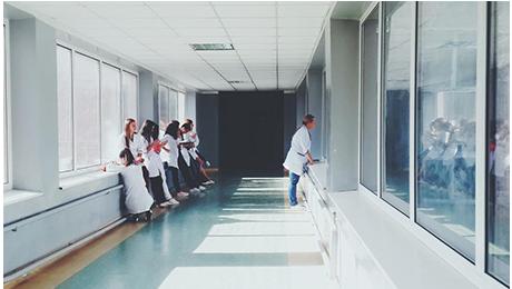 Gestion du registre d'infirmerie