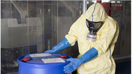 Gestion des produits chimiques et analyse du risque chimique