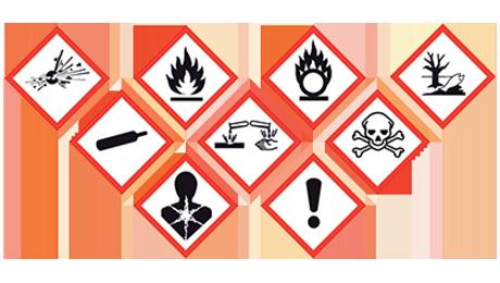 Référentiel des dangers et risques