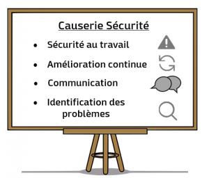 Causerie Securite