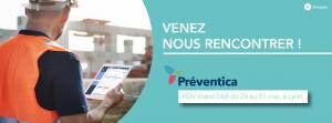 Bannière Préventica - WinLassie
