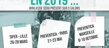Salons 2019 WinLassie